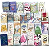 M C Beaton Agatha Raisin and Edwardian Murder Mystery Series Collection M C Beaton 27 Books Set (Hiss and Hers, Quiche of Death, Vicious Vet,Potted Gardner, Walkers of Dembley, etc)
