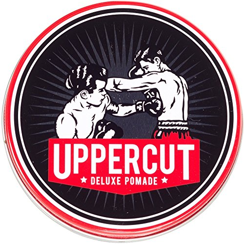 Uppercut Deluxe Pomade - 3.5 oz jars -(Pack of 2)