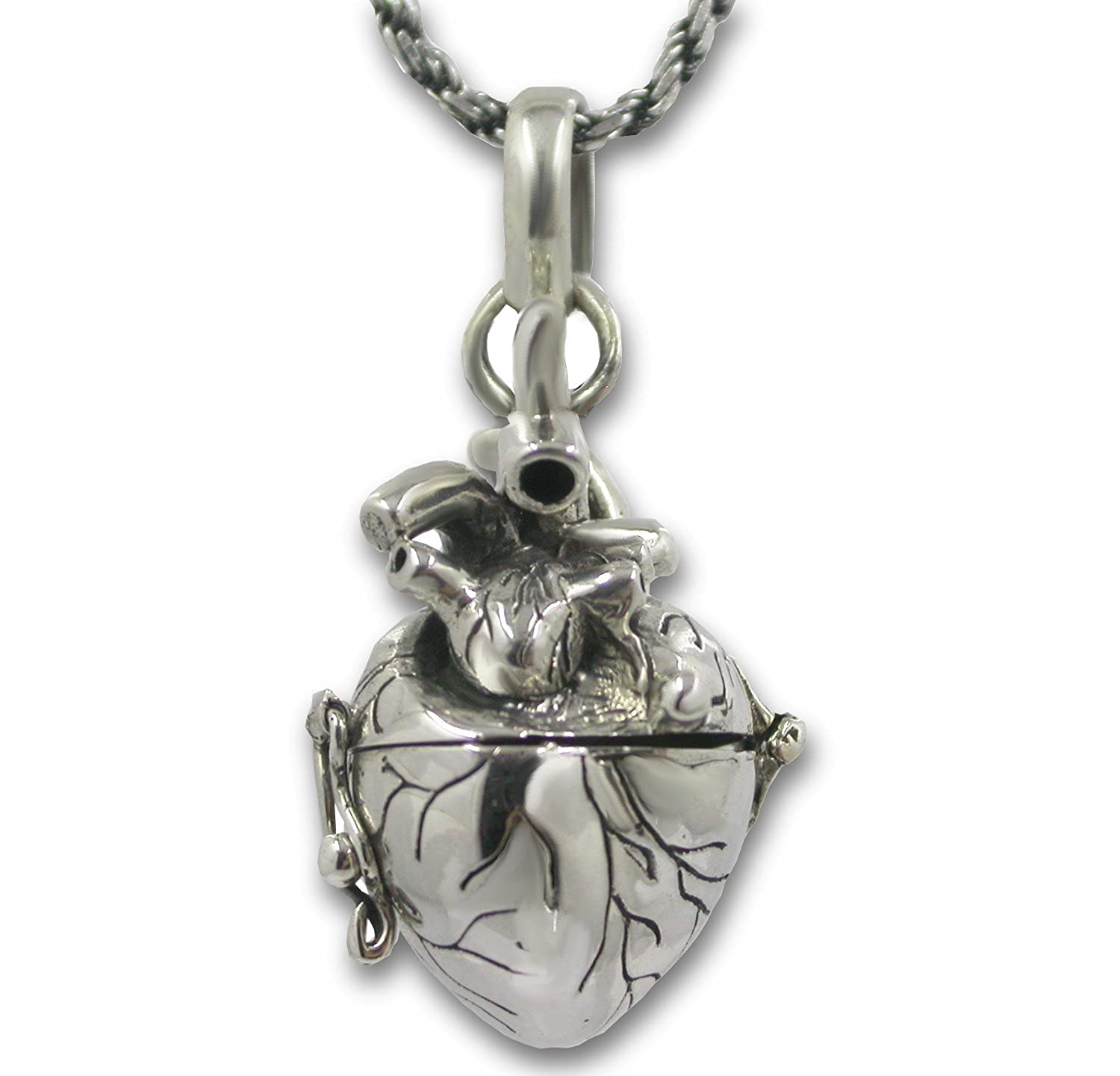 Steampunk Human Heart 3d Anatomical Human Heart