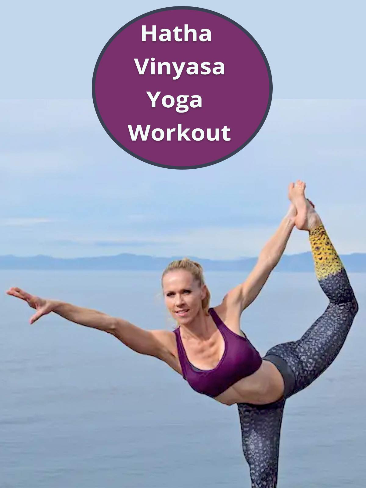 Hatha Vinyasa Yoga Workout