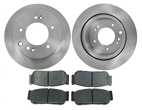 Both Left and Right 2009 For Chevrolet Silverado 1500 Rear Drum Brake Shoes Set with 2 Years Manufacturer Warranty