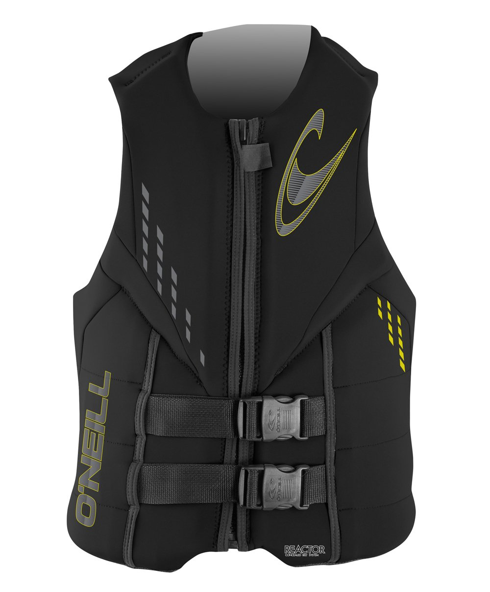 O'Neill Wake Waterski Men's Reactor 3 USCG Vest