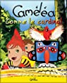 Caméléa comme le cardinal par Gohier