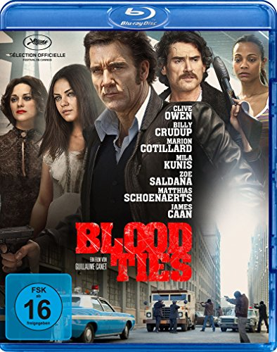 Blood Ties [Blu-ray]