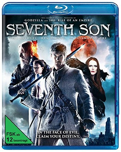 Seventh Son (inkl. Digital HD Ultraviolet) [Blu-ray]