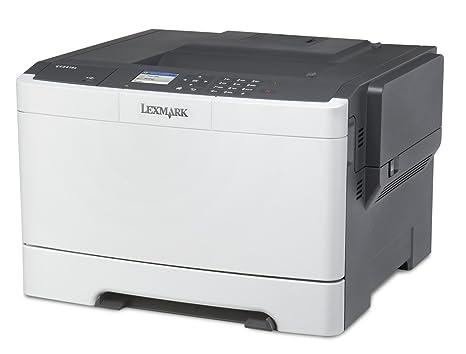 Lexmark CS410n Imprimante laser couleur 30 ppm Noir