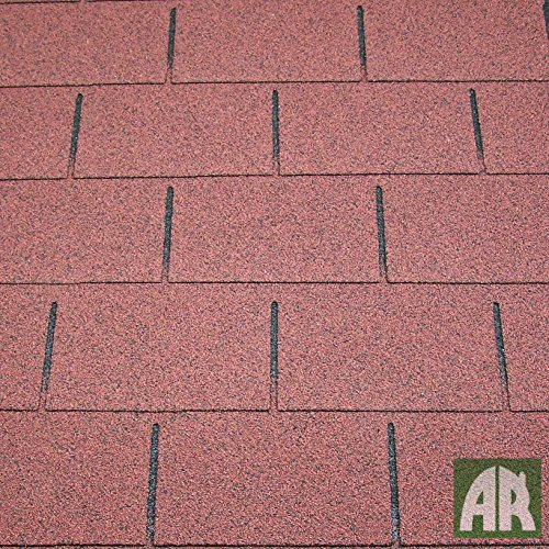 roofing-felt-shingles-shed-roof-felt-square-butt-4-tab-red