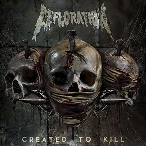 Defloration-Created To Kill-(RMRCD026)-CD-FLAC-2015-86D Download