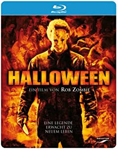 Rob Zombies Halloween (+ DVD) (Steelbook) [Blu-ray]