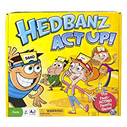 [Best price] Games - Hedbanz Act Up Game - toys-games