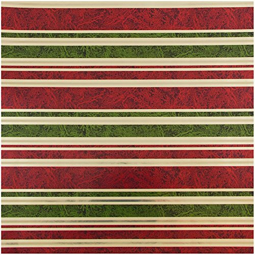JAM Wrapping Paper, 180 Square Feet - Antique Christmas (Set of 4) 2