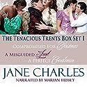 Tenacious Trents, Box Set 1 Hörbuch von Jane Charles Gesprochen von: Marian Hussey