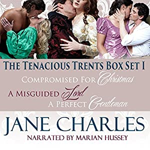 Tenacious Trents, Box Set 1 Audiobook