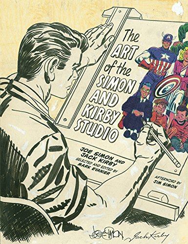 Download The Art of the Simon and Kirby Studio