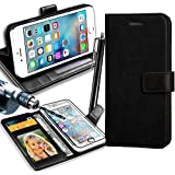 GBOS Samsung Galaxy J7 - 6 (New 2016 Edition) Rich Leather Stand Wallet Flip Case Cover Book Pouch ( Premium Quality...