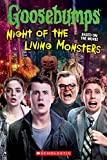 img - for Goosebumps The Movie: Night of the Living Monsters book / textbook / text book