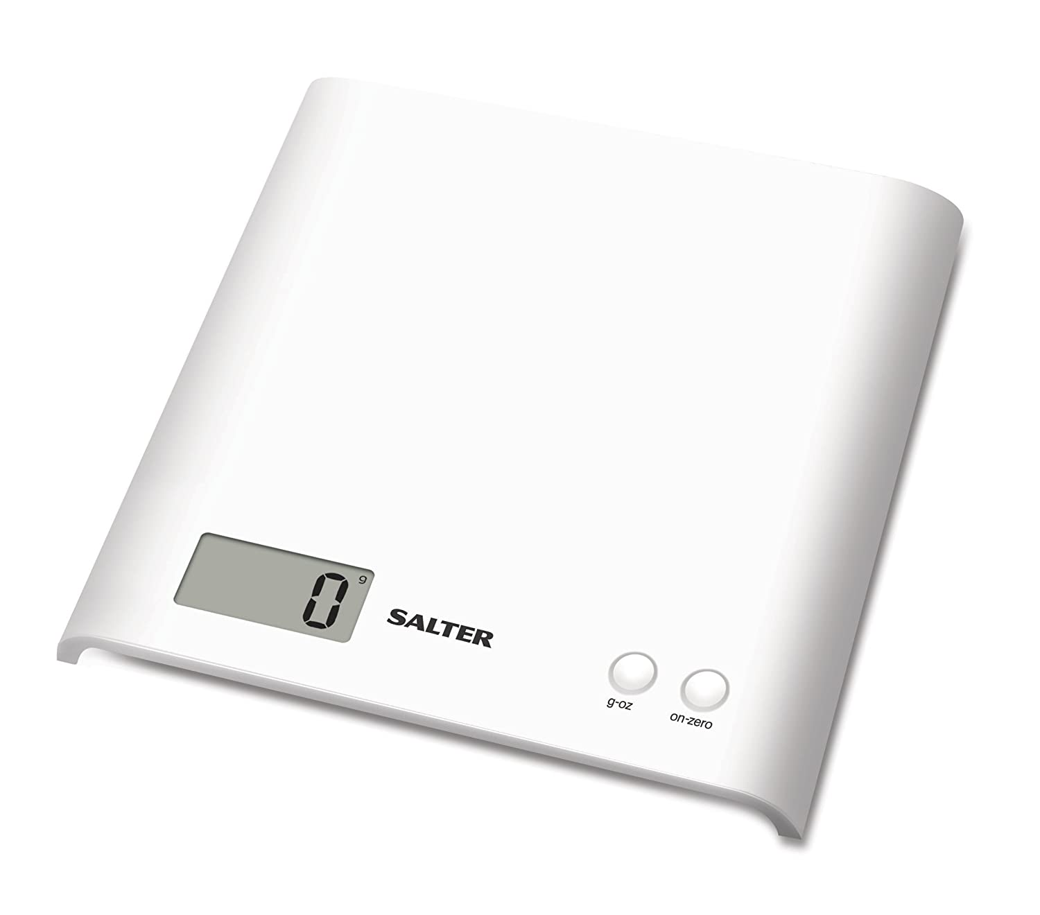 Salter 1066 WHDR08 Arc Electronic Kitchen Scale