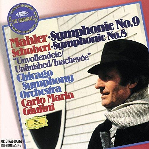 Mahler: Symphony No. 9 / Schubert:  Symphony No. 8 (Mahler Symphony No 9 compare prices)