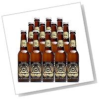 【世界が認めた新潟の地ビール】 スワンレイク クラフトビール ゴールデンスワンレイクエール 330ml 12本セット