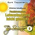 Effektiver Schnellkursus: Praxisbezogene Lebensberatung leicht gemacht (Top-Seminar 5) Hörbuch von Kurt Tepperwein Gesprochen von: Kurt Tepperwein