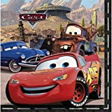 Disney CARS Luncheon Napkins - 16 Count
