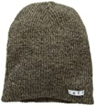 neff Men's Daily Heather Beanie, Blac...