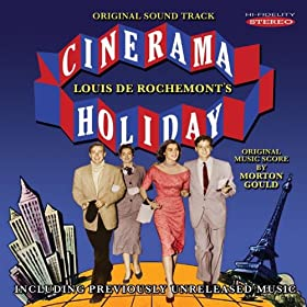 Cinerama Holiday (Original Sound Track)