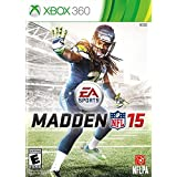 Get the new Madden NFL 15 for Xbox 360 for $29.99!