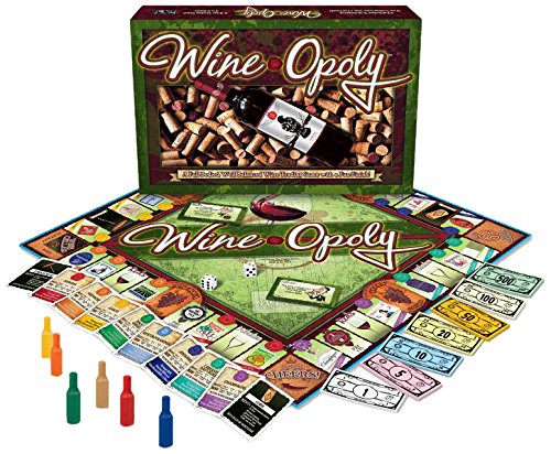 Wine-Opoly Monopoly