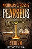 Book cover image for Pearseus: Schism (The prequel to the epic fantasy series Pearseus)