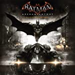 Official Batman Arkham Square Wall Ca...