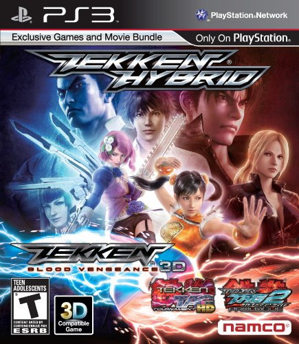 Tekken Hybrid on PlayStation 3