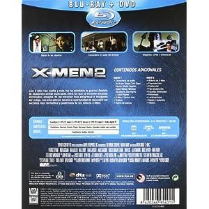 X-Men 2 (Combo) [Blu-ray] [Import espagnol]