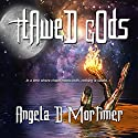 Flawed Gods Audiobook by Angela B Mortimer Narrated by Kevin Perales