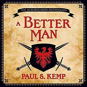 A Better Man Audiobook