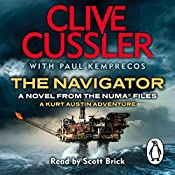 The Navigator: NUMA Files, Book 7 | Clive Cussler, Paul Kemprecos