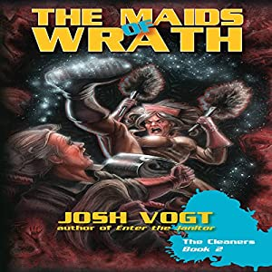 The Maids of Wrath Audiobook