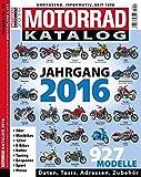 Motorrad-Katalog 2016
