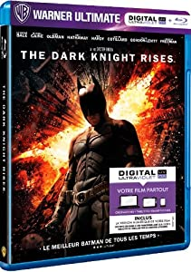 Batman - The Dark Knight Rises [Warner Ultimate (Blu-ray + Copie digitale UltraViolet)]