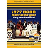 Cover art for  1977 Ncaa Chamionship Game: Marquette Basketball