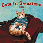 Cats in Sweaters 2016 Mini: 16-Month...