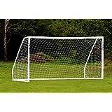 FORZA Match - Cage de Foot 4,9 x 2,1 m Très Résistant qui va durer pendant des années!.[Net World Sports]