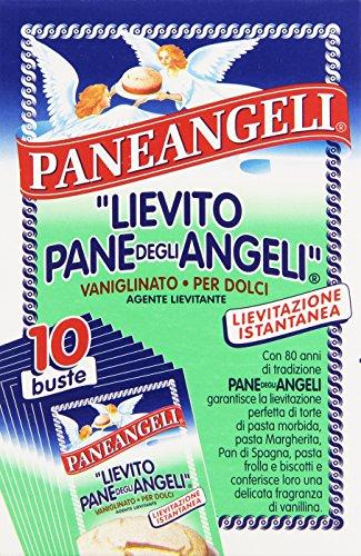 Paneangeli Lievito Pane Degli Angeli - 10 count (Italian Vanilla Powder compare prices)