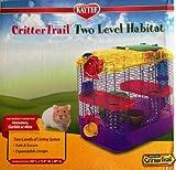 Kaytee Critter Trail 2-Level Habitat