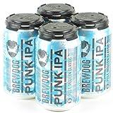 ブリュードッグ パンクIPA 缶 330ml×4本 クラフトビール