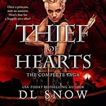 Thief of Hearts: The Complete Saga Audiobook by D. L. Snow Narrated by Alex Tregear