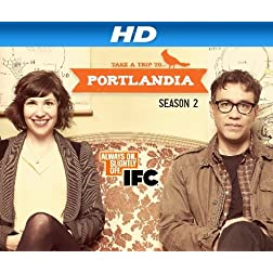 Portlandia Season 2 [HD]
