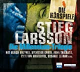 img - for Die Millennium-Hoerspiel-Trilogie: Verblendung - Verdammnis - Vergebung [Audiobook] [Audio CD] book / textbook / text book