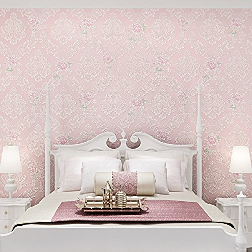 feis-continental-idyllic-wallpaper-non-woven-cloth-wallpaper-4d-stereoscopic-embossed-warm-romantic-