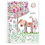 House Of Marbles Daisy Patch Dog Notebook